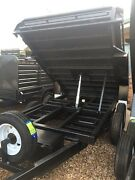 10x6 heavy duty hydraulic tipper trailer 3.2ton GVM Swan Hill Swan Hill Area Preview