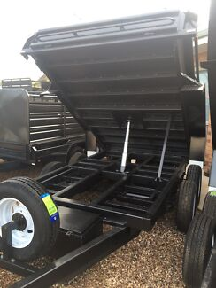 10x6 heavy duty hydraulic tipper trailer 3.2ton GVM Swan Hill Swan Hill Area Preview