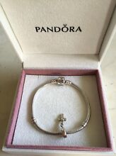 Pandora Silver bracelet + charm Piccadilly Adelaide Hills Preview