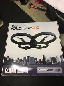 Parrot A.R 2.0 Drone - upgraded blades and battery Loganholme Logan Area Preview