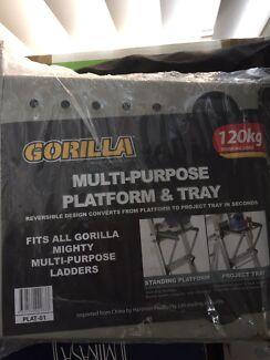 Gorilla Multi-Purpose Platform and Tray