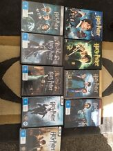 Harry Potter series and of games Tenambit Maitland Area Preview