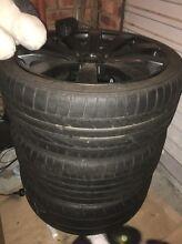 "19"" Subaru wheels 5x100 Pearce Woden Valley Preview"