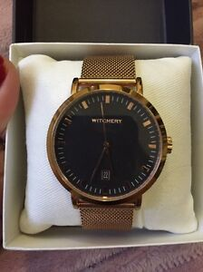 ROSE GOLD MESH WITCHERY WATCH Enoggera Brisbane North West Preview