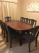 Vada 9 Piece Dining Table Cherrybrook Hornsby Area Preview
