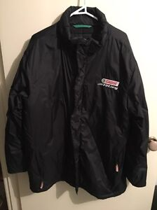 """Castrol racing all weather """"corporate"""" jacket Metford Maitland Area Preview"""