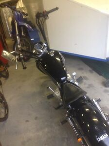 Bobber / lams motorbike / virago Ulladulla Shoalhaven Area Preview