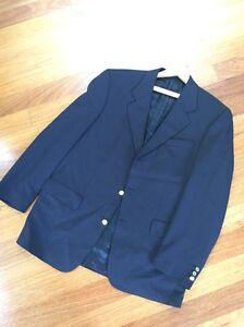 Men's navy blazer - jacket Stirling Adelaide Hills Preview