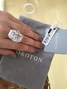Oroton Dress Ring BNWT Size 6 RRP$105 Springvale South Greater Dandenong Preview