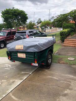 Camper Trailer Upper Mount Gravatt Brisbane South East Preview