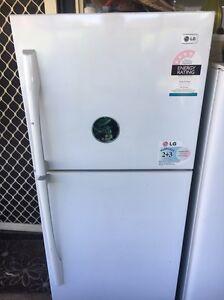 Lg fridge Medium standard size Campbelltown Campbelltown Area Preview