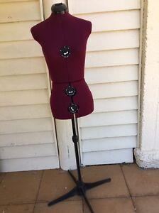 Female mannequin Grange Brisbane North West Preview