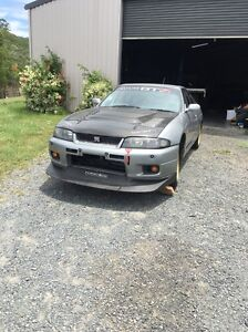 1998 R33 GTR series 3 rolling shell Coomera Gold Coast North Preview
