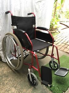 Mobility Home Care Wheel Chair Holloways Beach Cairns City Preview