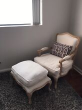 French provincial style armchair Revesby Bankstown Area Preview