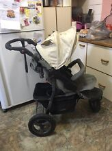 SteelCraft 3 wheel jogging Pram good condition Banyo Brisbane North East Preview
