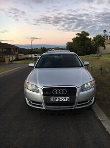 2007 Audi A4 2LT quattro Sydney City Inner Sydney Preview