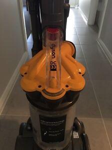 Dyson vacuum cleaner Epsom Bendigo City Preview