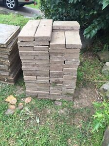 Pavers - free - pick up from moorebank 2170 Moorebank Liverpool Area Preview