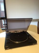 Sony Stereo Turntable PS-LX300USB Lane Cove North Lane Cove Area Preview