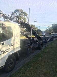 Truck with working contract Fairfield West Fairfield Area Preview