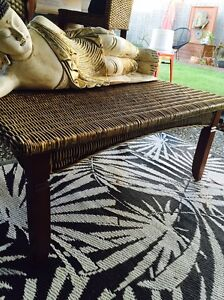 Balinese Far Pavillions coffee table Sandstone Point Caboolture Area Preview