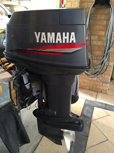 40hp Yamaha FREE boat & trailer Pearsall Wanneroo Area Preview