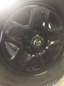 Mazda cx 5 17 inch tyres and rims Liverpool Liverpool Area Preview