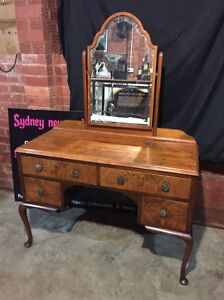 Queen Anne French provincial dresser Penrith Penrith Area Preview