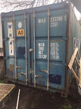20' shipping container Echunga Mount Barker Area Preview
