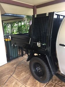 Custom Dual cab tray Gunn Palmerston Area Preview