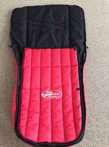 Baby Jogger City Elite Footmuff/sleeping bag Clifton Beach Clarence Area Preview