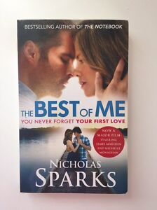 The Best of Me by Nicholas Sparks Tarragindi Brisbane South West Preview