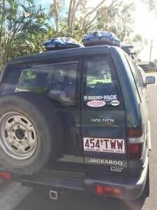 1997 Holden Jackaroo Wagon Innisfail Cassowary Coast Preview
