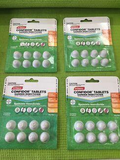 YATES Confidor 8 Tablets Garden Insecticide