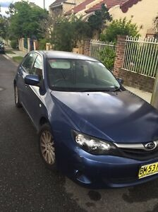 2011 R AWD automatic Subaru Impreza Summer Hill Ashfield Area Preview