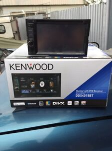 Kenwood touch screen double din South Wentworthville Parramatta Area Preview