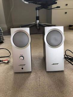 bose companion 2 speakers. bose companion 2 speakers *barely used*
