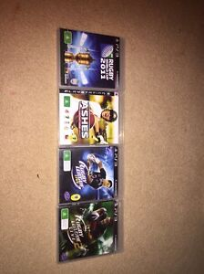 PlayStation 3 games x 4 Thornton Maitland Area Preview