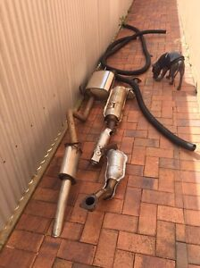 STX-550 standard exhaust Houghton Adelaide Hills Preview