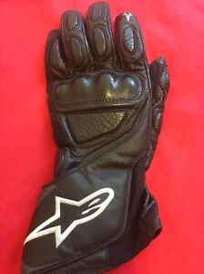 Alpine stars motorbike gloves Cannington Canning Area Preview