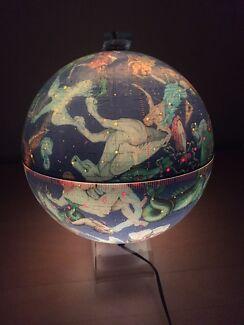 Lighting Constellation map ball