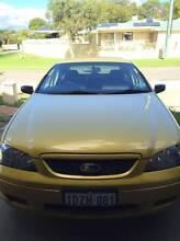 2003 Ford Falcon Sedan Kwinana Beach Kwinana Area Preview