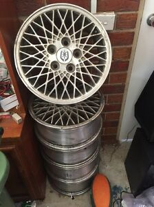 15inch Rims to fit Toyota Camry Mount Evelyn Yarra Ranges Preview