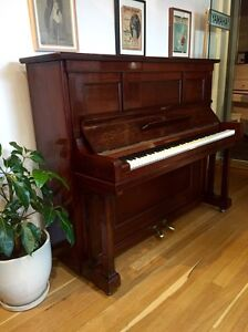 Classic 1926 Julious Feurich Piano - Fully Reconditioned Norwood Norwood Area Preview