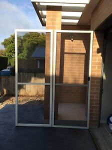 Fly screen sliding door for sale Ryde Ryde Area Preview