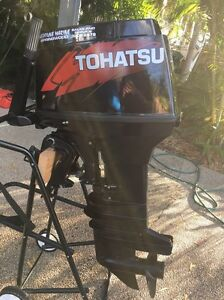 2015 40hp/ 50hp tohatsu outboard! Hope Island Gold Coast North Preview