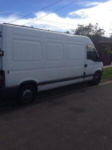 Renault Master 3 tonne Van For Rent Docklands Melbourne City Preview