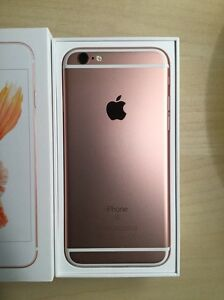 iPhone 6s rose gold 16gb South Yarra Stonnington Area Preview
