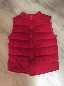 Puffer vest from Rhubard Lynbrook Casey Area Preview